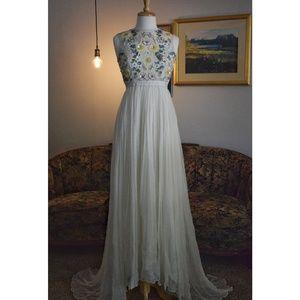 Needle & Thread Wedding/Reception Dress